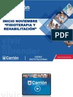 Presentación Servicios Académicos_FISIOTERAPIA