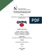 GLORIA S.A.