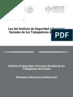 LEYDELINSTITUTODESEGURIDADYSERVICIOSSOCIALESDELOSTRABAJADORESDELESTADO.pdf