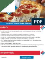 Dominos Pizza Presentation
