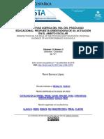 2015 - Barraza - Rol Del Psicólogo Educacional