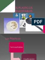 Los Plásticos Termoestables