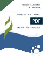 Informe Financieron 2018 Final