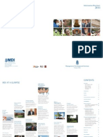 MDI Brochure 2011