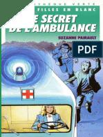 Suzanne,Pairault-[Jeunes Filles en Blanc-6]Le Secret de l'Ambulance