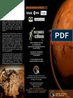 Triptico Marte CEA Huesca MR