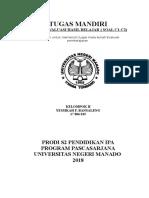 Tugas Evaluasi pembelajaran.doc
