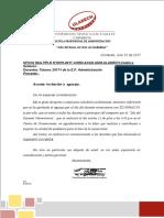Ofic N 0019-2017-Docentes Tutores 2017-I (Agasajo Dia Del Docente Universitario)