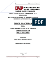 Tarea Academica Fundamento Empresarial 8-11-2018