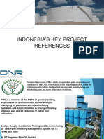 Indonesia Key Projects
