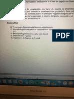 Derecho Notarial - Temas de Examen Final - 2018