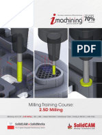 SolidCAM 2015 IMachining Getting Started