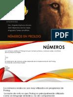 Numeros en Prolog