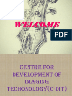 Centre for Development of Imaging Techonology