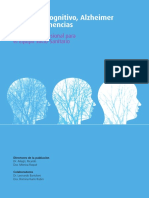 Deterioro Cognitivo, Alzheimer y otras Demencias