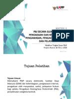 Microsoft PowerPoint - Materi 4. PBJ Secara Elektronik v.2