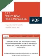 3.1.3-Perhitungan Profil Memanjang.pdf