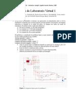 Informe Diseño Digital - Virtual -Guía de Laboratorio Virtual 1.1