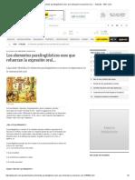 Los Elementos Paralingüísticos Esos Que Refuerzan La Expresión Oral... - Articulos - ABC Color
