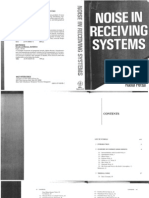 Noise in Receiving Systems