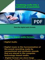 menggabungkan audio ke dalam sajian multimedia1.ppt