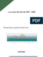 Fenómeno del niño de 1997 - 1998.pptx
