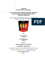 Laporan PKL