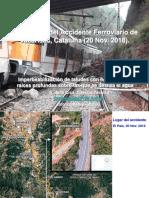 Prevencion Accidente Ferroviario Vacarisas Cataluña
