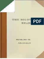 The Right to Read - Richard M. Stallman