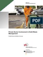 Private Sector Involvement 2005