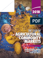 State of Agriculture Markets