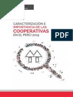 Evolucion de Las Cooperativas en Peru