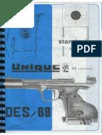 Unique DES-69
