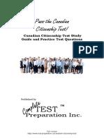 Canadian Citizenship Practice