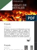 Presentaci n 2 Trabajo de Metales