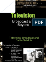 Television Broadcast and Beyond