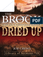 Joe Crews-Brook Dried Up Why Do Christian Suffer