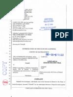Rodrigues Complaint Filed 11-21-18[2]