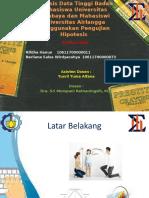 Analisis Data Tinggi Badan Mahasiswa Universitas Surabaya Dan