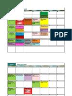 Activities Calendar Master 18-19-19 Oct 18