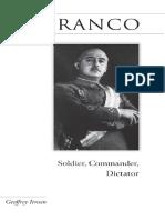[Geoffrey Jensen] Franco Soldier, Commander, Dictator
