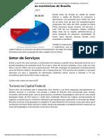 Principais Atividades Econômicas de Brasília – Blog Veloz Desentupidora e Dedetizadora Em Brasília-DF