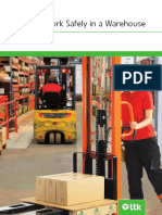 Work Safely in a Warehouse