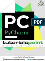 Pycharm Tutorial