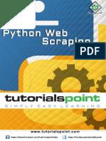 Website Scraping With Python | Websites | Java Script