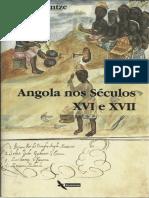 HEINTZE, Beatrix. Angola Nos Séculos XVI e XVII [Págs. 17-132]