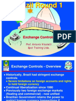 Exchange control in Brazil