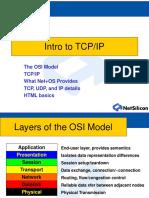 Intro to TCP-IP