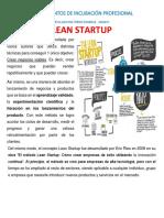Lean Startup Tarea 1