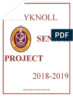 guidelines senior project 2018-19 copy